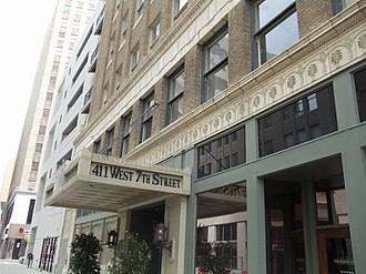 Neil P. Anderson Building - Image: Neil P. Anderson 3
