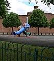 Nelson Mandela Park, Leicester - geograph.org.uk - 469836.jpg