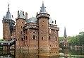 Netherlands-4853 - Castle De Haar and Chapel (12414413565).jpg
