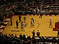 Nevada Wolf Pack vs. Montana Grizzlies, First Round, NCAA Men's Basketball Tournament, Huntsman Center, University of Utah, Salt Lake City, Utah (114272808).jpg