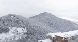 Monti Dauni innevati, febbraio 2012