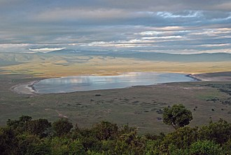 Ngorongoro Conservation Area - Lake Magadi