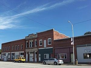 Nichols, Iowa - Image: Nichols, Iowa