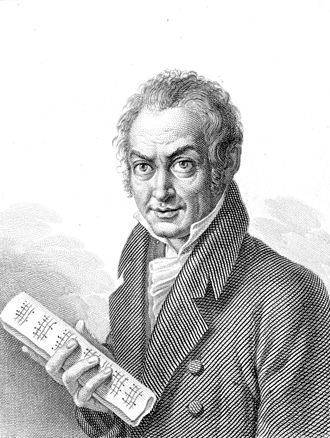 Vincenzo Bellini - Composer Niccolò Antonio Zingarelli