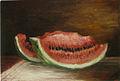 Nicolae Vermont - Natura statica cu pepene.jpg