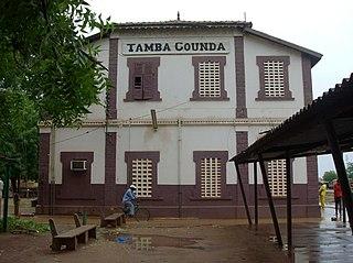 Commune in Tambacounda Region, Senegal