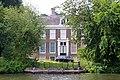 Nieuwersluis - Rijksstraatweg 14 - Landhuis 'Over-Holland' - Aanlegsteiger.jpg