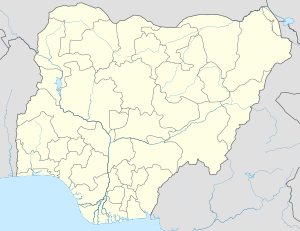 Ilorin, Nigeria is located in Nigeria
