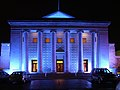 Night exterior Southampton guildhall.jpg