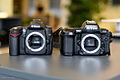 Nikon D90 and F90.jpg
