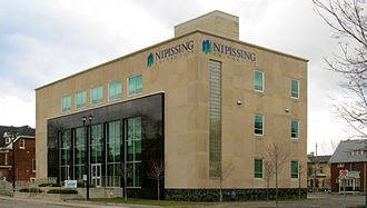 Brantford - Brantford campus of Nipissing University