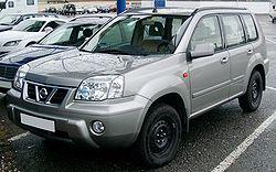 2001-2006 Nissan X-Trail