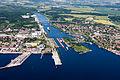 Nord-Ostsee-Kanal Kiel-Holtenau.JPG