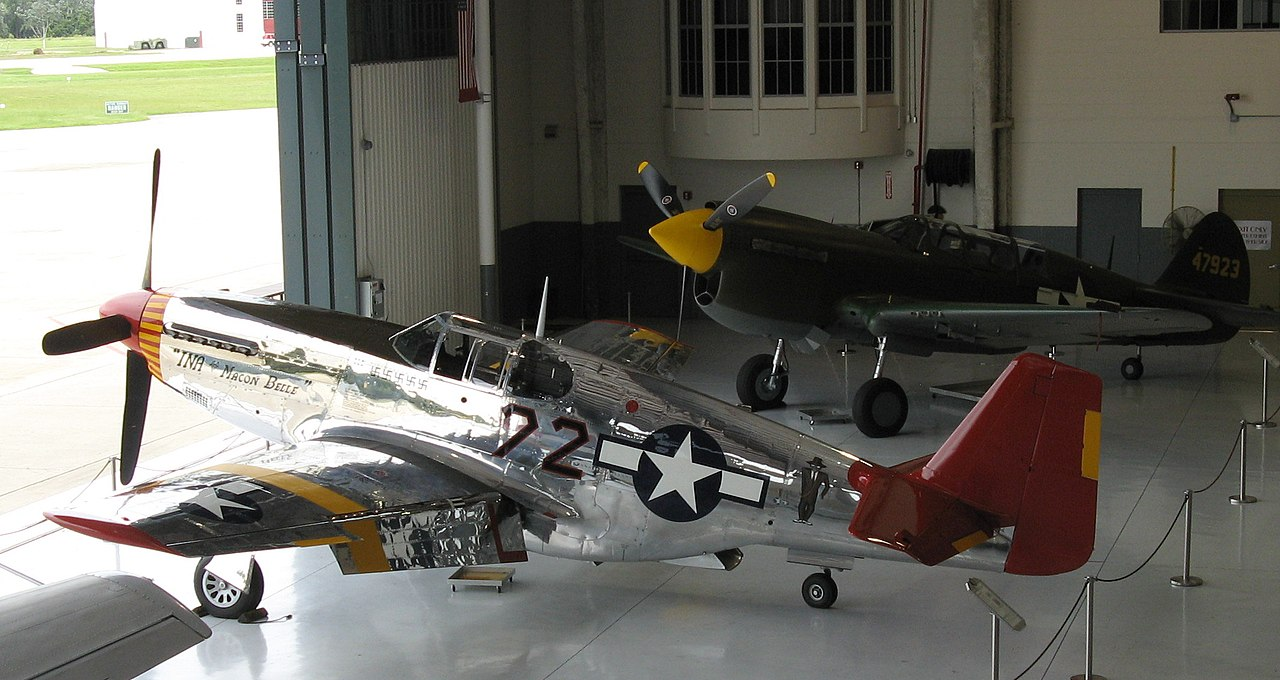2007 Mustang >> File:North American P-51C Mustang, Fantasy Of Flight Museum, Florida.jpg - Wikimedia Commons