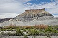 North Caineville Mesa as seen from SR-24, Utah 20110814 1.jpg