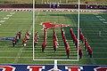 North Texas vs. Southern Methodist football 2017 02 (Southern Methodist University Mustang Band).jpg