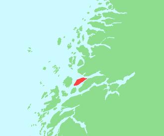 Handnesøya - Image: Norway Handnesøya