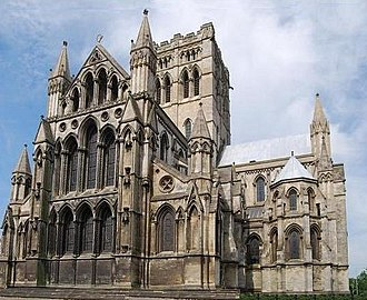 St John the Baptist Cathedral, Norwich - Image: Norwich RC Cathedral