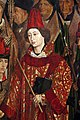 Nuno gonçalves, pannelli di san vincenzo, 1470 ca. 06 l'arcivescovo 7.jpg