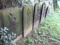 Nuns Graves in Kirkthorpe Churchyard - geograph.org.uk - 365580.jpg