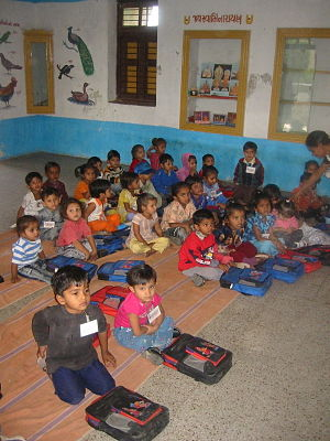 Nursery school Gujarat
