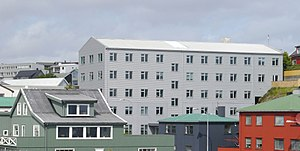 Education in the Faroe Islands - The Faroese Nursing School, established in 1960, was merged into the University of the Faroe Islands in 2008 and was renamed the Department of Nursing.