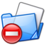 Nuvola filesystems folder locked.png