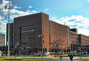 University at Buffalo Law School - O'Brian Hall Law Building