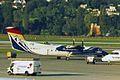 OE-LTI Dash 8Q-311B Tyrolean ZRH 21MAR99 (6841535773).jpg