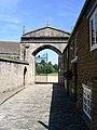 Oakham Castle Gate. - geograph.org.uk - 493371.jpg