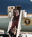 Obama heads to Selma for 50th anniversary speech 150307-F-WU507-020.jpg