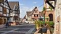 Oberbronn, village alsacien des Vosges du nord. (48420730831).jpg
