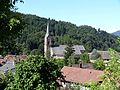 Oberharmersbach, Pfarrkirche St. Gallus, Blick von Süden.jpg