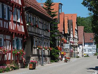 Sachsenheim - Ochsenbach