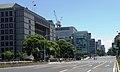 Oebashi-Bridge on Mido-suji in 201406.jpg