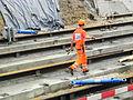 Oerlikon - 'Gleis 9' während der Gebäudeverschiebung 2012-05-23 15-45-42 (P7000).JPG