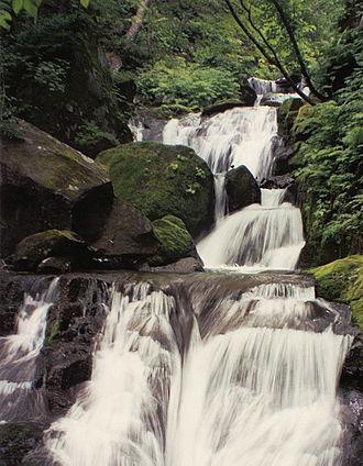 Aomori Prefecture - Oirase waterfall