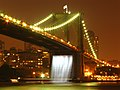 Olafur Eliasson's Waterfalls under the Brooklyn Bridge.jpg