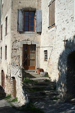 Olargues maison Laissac