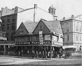 OldFeatherStore ca1860 byDelosBarnum HistoricNewEngland.png