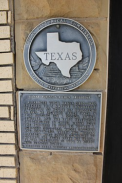 Photo of Black plaque number 15286