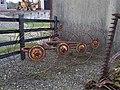 Old farm implement, Glenhordial (7) - geograph.org.uk - 1181048.jpg