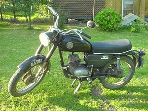 PZL-Świdnik - WSK M06B3 motorcycle