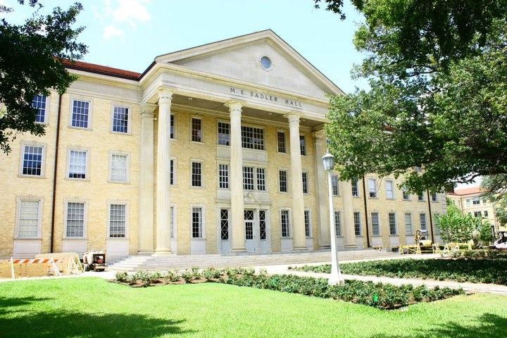 Oldest Building at TCU