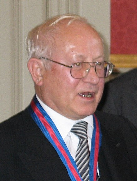 Oleg Gordievsky is one of those to have addressed the school as a speaker Oleg Gordievsky in 2007.jpg