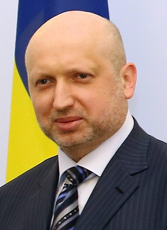 Prime Minister of Ukraine - Oleksandr Turchynov served as Acting Prime Minister in 2010 after Yulia Tymoshenko tendered her government's resignation.