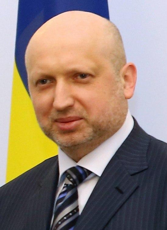 Oleksandr Turchynov March 2014 (cropped)