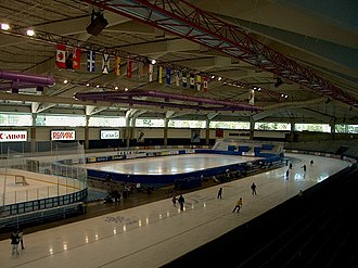 University of Calgary - The Olympic Oval interior