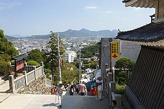 Kagawa Prefecture - Kotohira