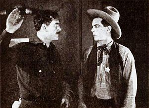 One Law for All - Still with Leo D. Maloney and Hoot Gibson